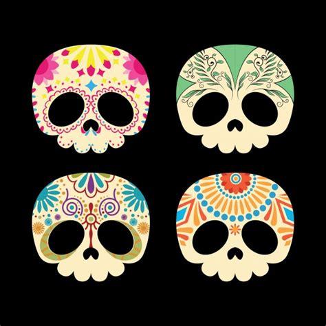 imagenes de calaveras mexicanas animadas 10 catrinas o calaveras mexicanas vectorizadas para