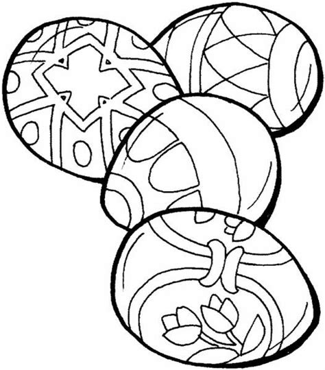 coloring pages of small easter eggs easter eggs coloring