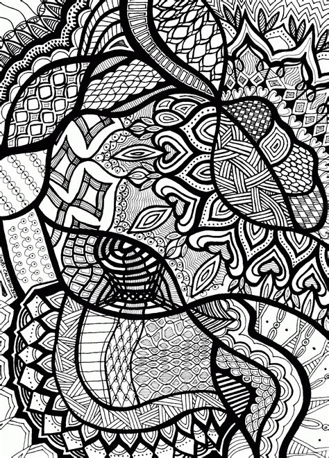 Mosaic Patterns Coloring Pages Coloring Home Mosaic Coloring Pages