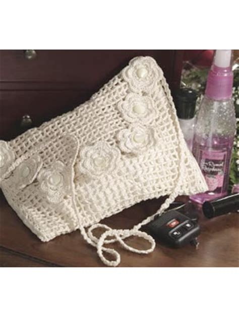 free crochet rose bag pattern crochet purse patterns irish rose free crochet handbag