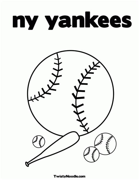 yankees coloring pages printable new york yankees coloring pages coloring home