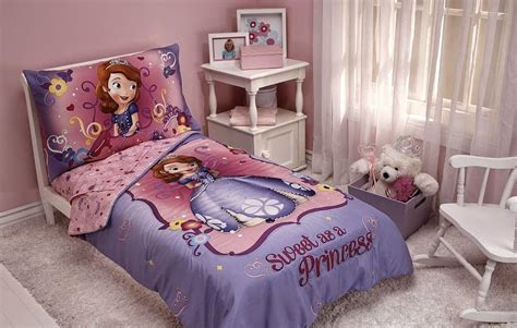 Sofia The First Bedroom | bedroom decor ideas and designs how to decorate a disney