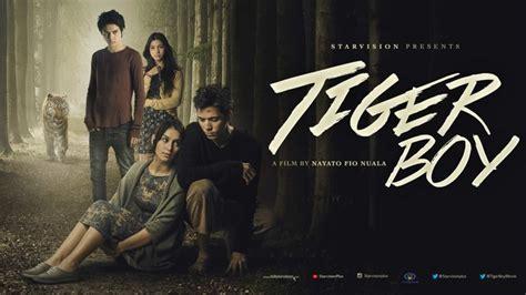 Film Layar Lebar Tiger Boy | review tiger boy persahabatan sejati manusia dengan anak