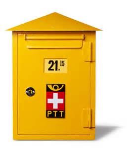 Schweiz Briefkasten Wunschkasten Kuko Aesch