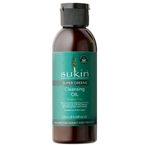 Sukin Cleanser Cleansing Milk 125ml buy sukin greens cleansing 125ml at chemist warehouse 174