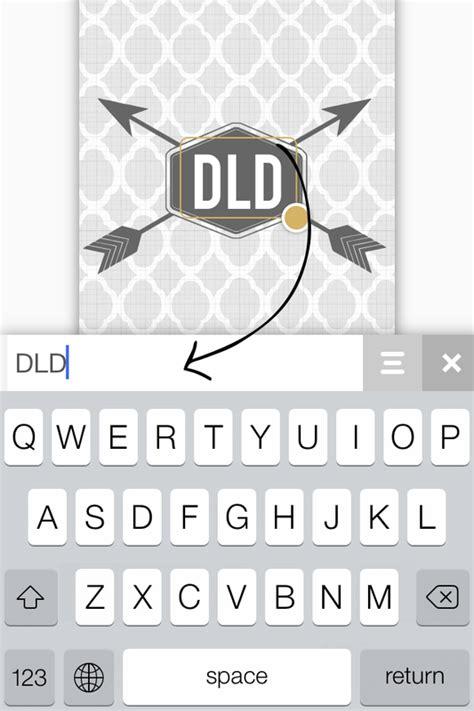 rhonna design font names rhonna designs app make a monogram iphone wallpaper