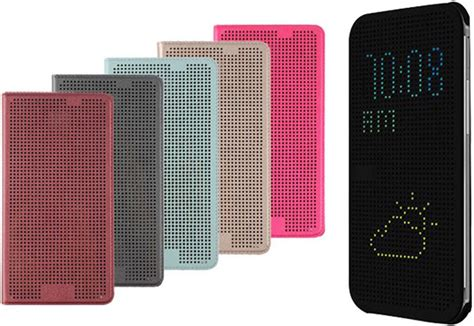 Casing Dots by Dot View For Samsung Galaxy Note 4 Black