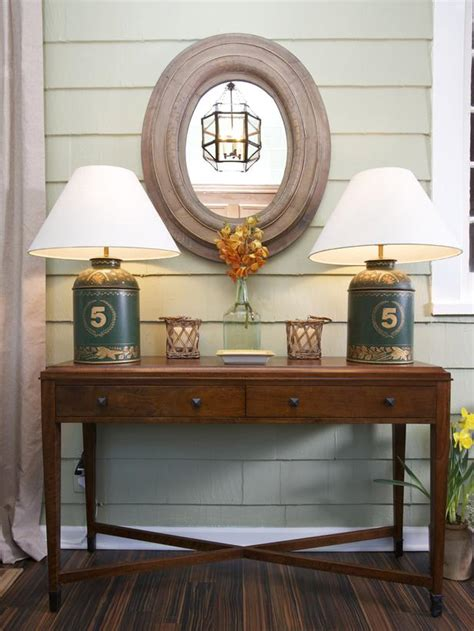 rustic entryway table ideas decor ideas