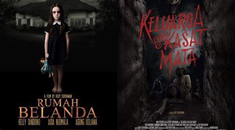film keluarga tak kasat mata vs mata batin siap hantui bioskop indonesia rumah belanda ingin