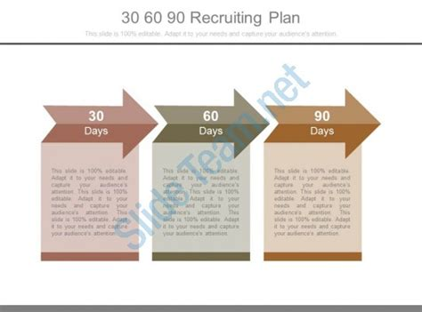 30 60 90 Day Plan Powerpoint Templates For Everyone 30 60 90 Day Plan Powerpoint Template