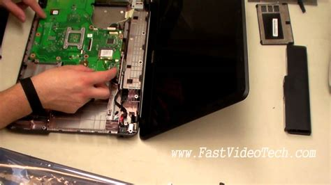toshiba satellite power problem fix dc jack replacement youtube