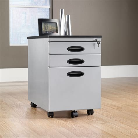 Portable File Cabinet Sauder Select Mobile File Cabinet 018579 Sauder