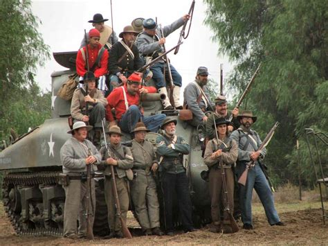 american civil war period tiger why do we engage in battle reenactments exploring the past