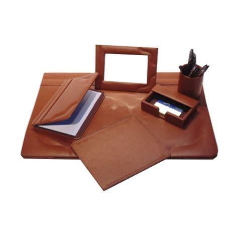 juegos para escritorio juego de escritorio en piel ap je03 mg muebles