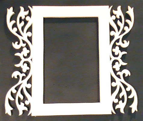 pattern with frame frame pattern scroll saw video