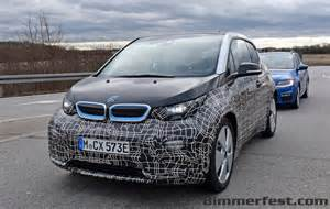 Bmw S 2018 Bmw I3 Lci Spied Power Bump And S Model Coming