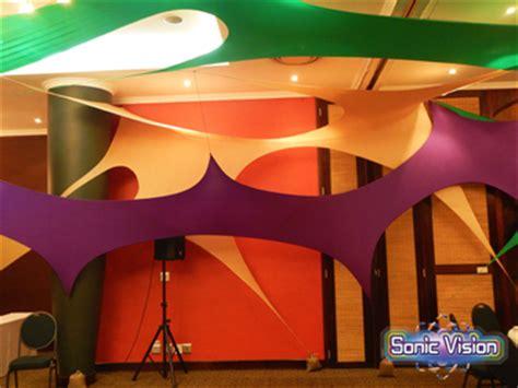 Stretch Decor Fabric by Stretch Decor Stretch Tents Stretch Fabric Event Decor