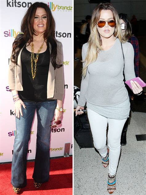 weight loss khloe khloe s weight loss how she lost 30 lbs diet