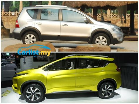 mitsubishi expander giias all 2017 mitsubishi expander previewed global debut