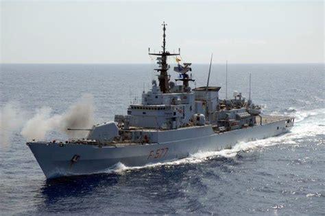 porti militari francesi emergenza libia navi militari italiane nel canale di