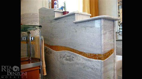 Rivestimento Bagno In Marmo by Stanze Da Bagno In Marmo E Mosaico Rivestimento E Decorazione