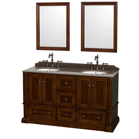 bathroom vanities rochester ny rochester 60 quot double bathroom vanity by wyndham collection