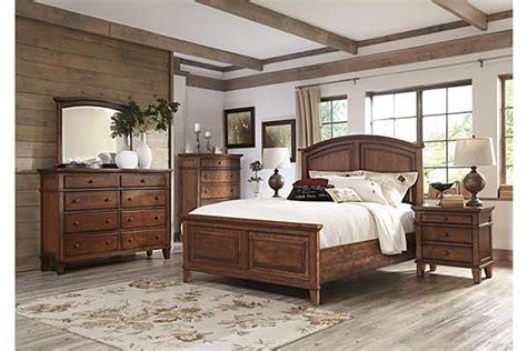 burkesville bedroom furniture the burkesville panel bedroom set from ashley furniture