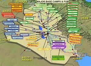 us road maps navy iraq facilities maps