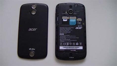 Hp Acer Liquid E2 V370 test de l acer liquid e2 v370 vue 04 top for phone
