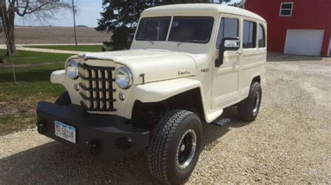 willys jeep lsx 1951 willys wagon jeep ls1 lsx 4x4 willys wagon