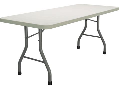 Light Weight Folding Table Event Series Lightweight Table 72 Quot W X 30 Quot L Folding Tables