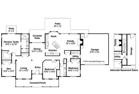most efficient floor plans most efficient house plans