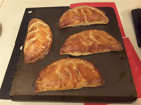 Chicken Curry Puff chicken curry puff pastry parcels recipe all recipes uk