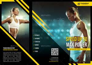 Sports Brochure Templates by 25 Sports Brochure Templates