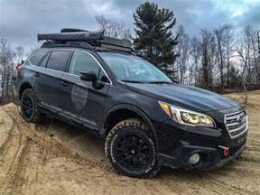 Subaru Outback Accessories Lp Adventure Project Car 2016 Subaru Outback 3 6r