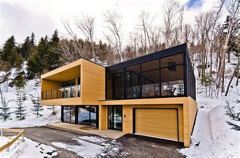 mountain home design trends contemporary mountain condominium chalets