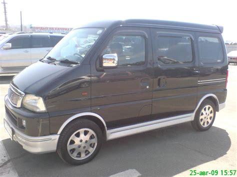 Suzuki Every Landy 2001 Suzuki Every Landy Pictures 1 3l Gasoline