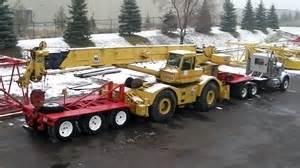 Truck Accessories In St Paul Mn Transporter 3 Axle Trailer Truck Crane Service