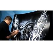 Blazer By Stuart Vimpani Airbrush Artist From Australia YouTube