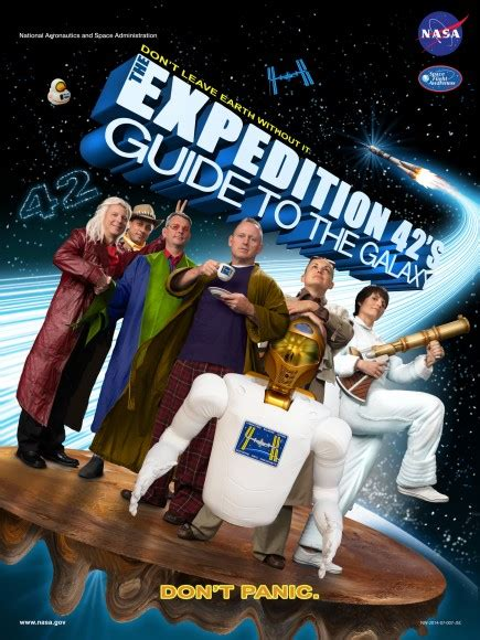 Some Great Crewfire Questions And Their Answers - the answer is expedition 42