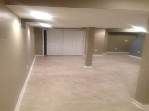 finished basement with home theater the basic basement co