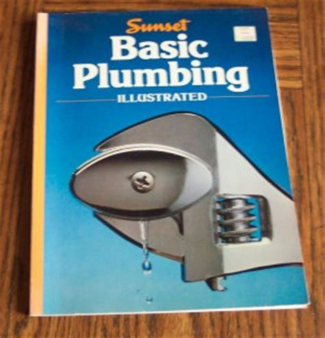 sunset basic plumbing illustrated guide book location143