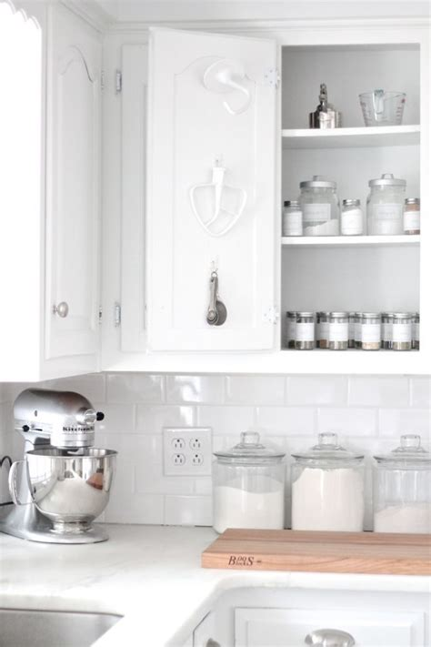 Need More Kitchen Storage by The Most Of A Small Kitchen