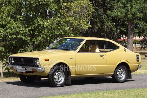 sold toyota corolla ke35 coupe auctions lot 1 shannons