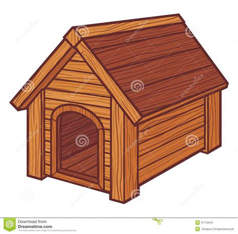 dog house vector dog house royalty free stock images image 31770079