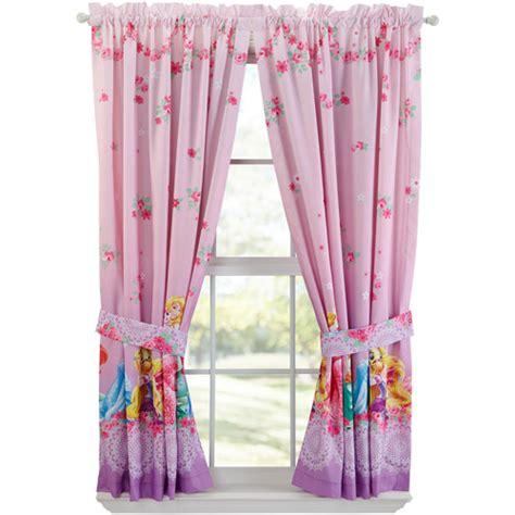 princess window curtains disney princess palace pets picture princess drapery