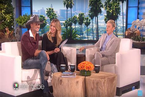 tim mcgraw ellen tim mcgraw and faith hill play never have i ever on ellen