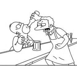 Simpson 97 Dessins Anim 233 S Coloriages 224 Imprimer
