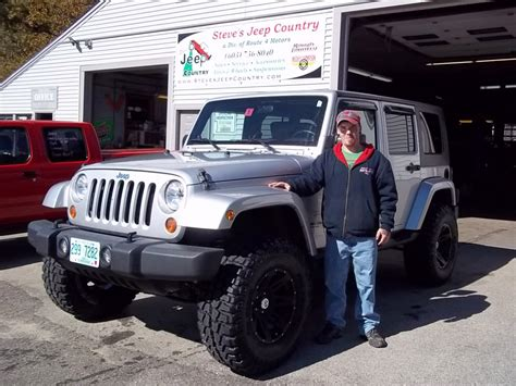 Steves Jeep Country Steves Jeep Country Epsom Nh