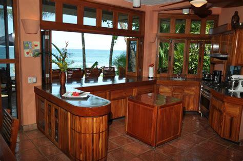 Oceano Kitchen by Amenities Casa Oceano Vacation Rental Villa